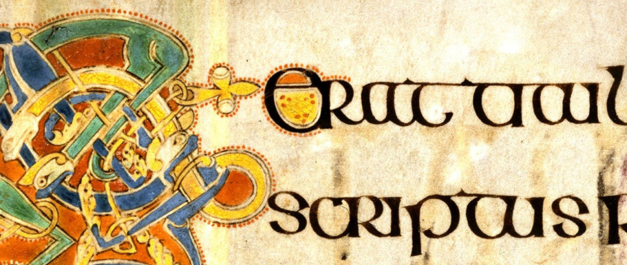 Design from book of kells
